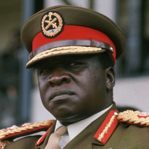 The notoriously ruthless former Ugandan president whose atrocities are well known