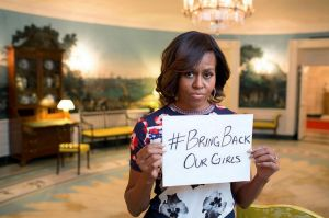 Bring-Back-Our-Girls-Michelle-Obama